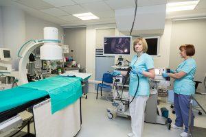 badanie endoskopia pielęgniarki