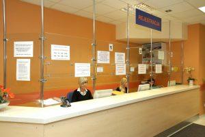 rejestracja szpital