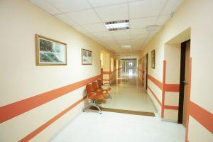 korytarz szpital