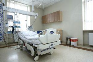 pokój szpitalny