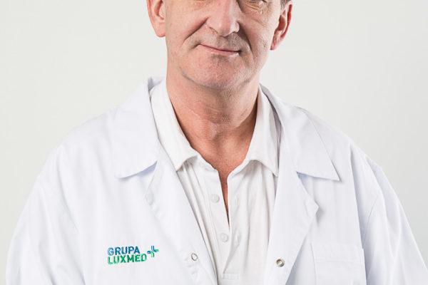 Lek. med. Józef Chojnacki