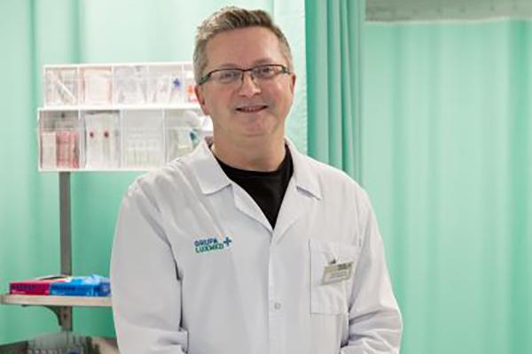 Dr n. med. Krzysztof Gruba