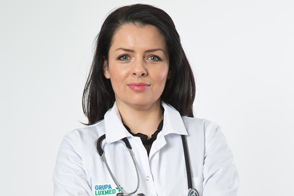Lek. med. Maja Wasylecka-Juszczyńska